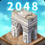 合并城市2048