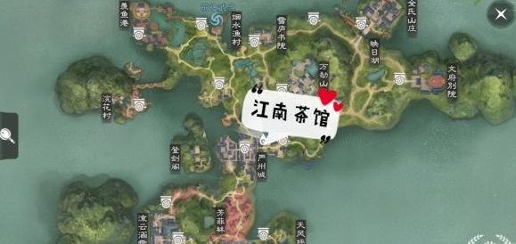 一梦江湖坐观万象打坐点9月19日