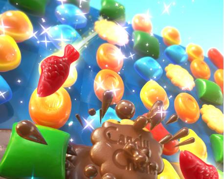 糖果缤纷乐连击有什么用